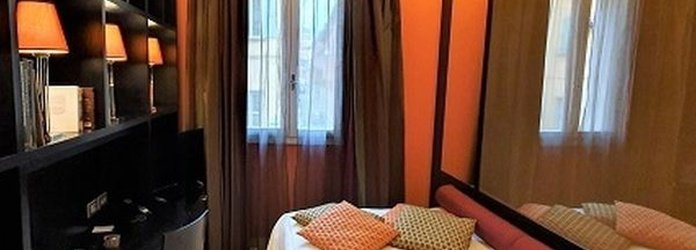 Single comfort room  art hotel novecento bologna